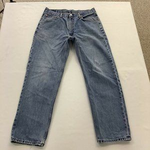 Levi's 550 Men's 36 x 32 Relaxed Straight Jeans